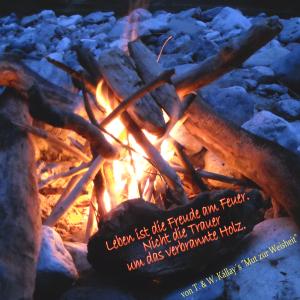 Feuer der Freude
